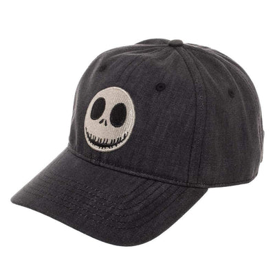 The Nightmare Before Christmas Jack Skellington Skeleton Baseball Cap