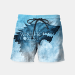 Winter Is Coming - Games Of Thrones Shorts - Pop Iconic