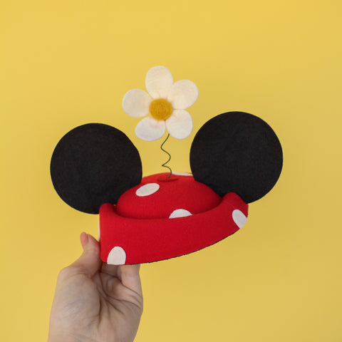 Mouse Fascinator