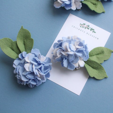 Hydrangea Blossom // Multiple Color options