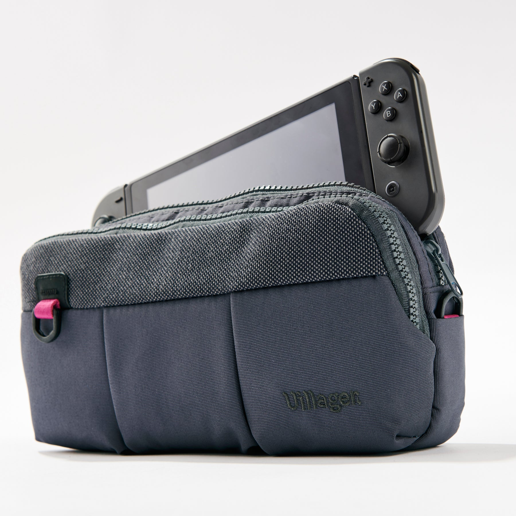 3-UP Nintendo Switch case - Deep Space Grey