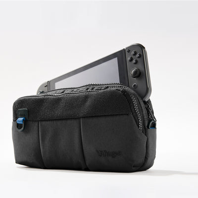 3-UP Nintendo Switch case - Black