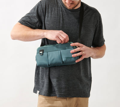 Villager Supplies 3UP Nintendo Switch Sling bag. Can be worn cross body