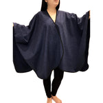 Shawl Travel/Royal Blue