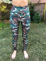 LEGGINGS LONDON CALLING/CAMO
