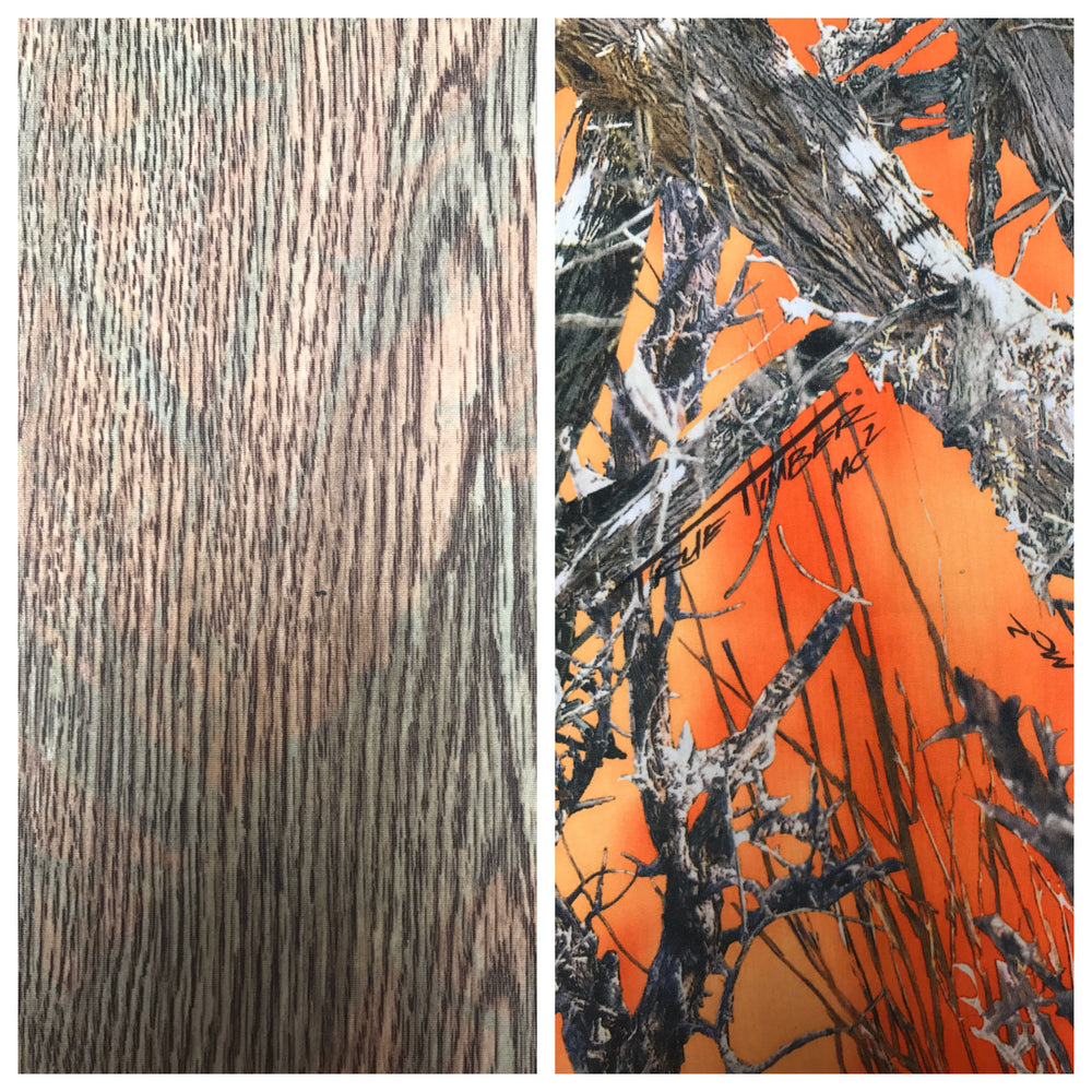 LEGGINGS TREEHUGGER/CAMO (low rise)