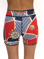 UNISEX LOW RISE BOY SHORTS HAMPTONS/DONATELLA