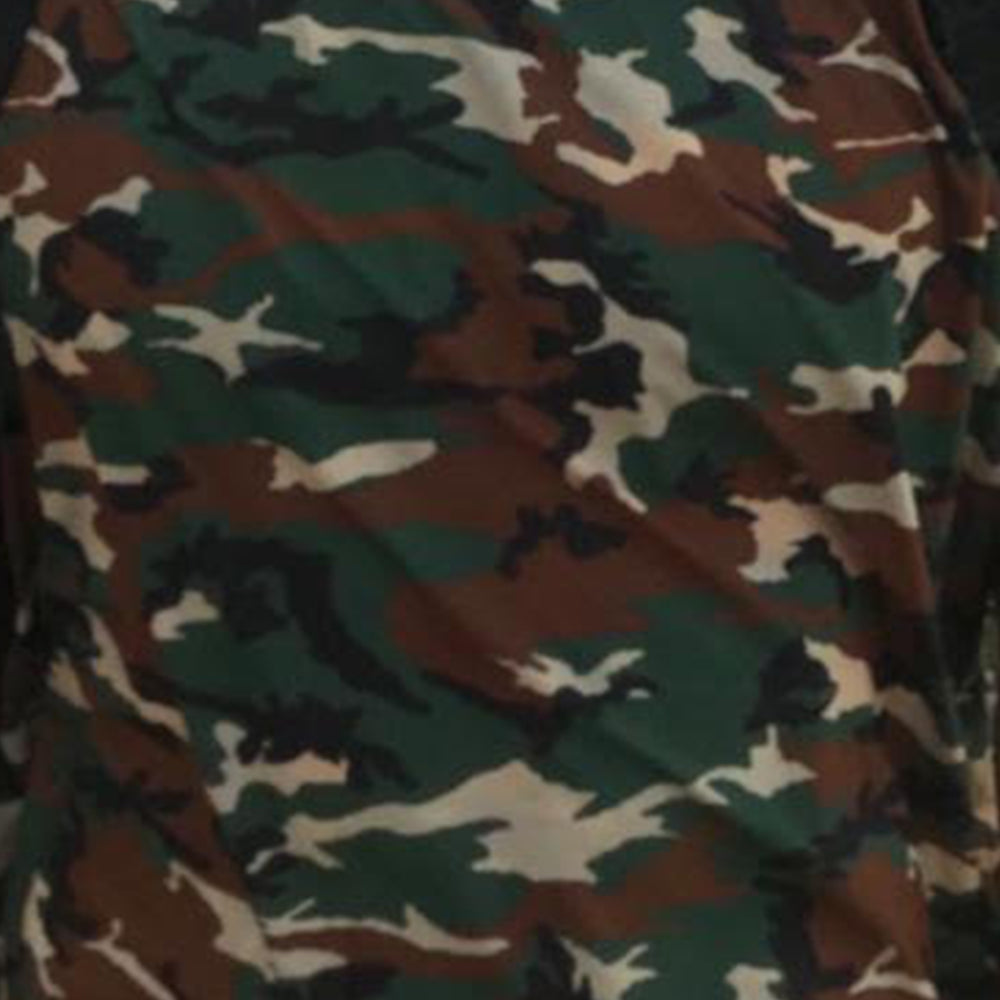 UNISEX BOY SHORTS LONDON CALLING/CAMO