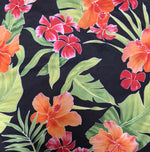 CAPRIS RED TIGER/HAWAIIAN FLORAL