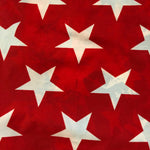 BOY SHORTS LOW RISE STARS & STRIPES/RED STARS