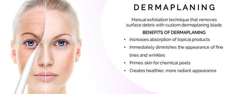 Dermaplane Treatment Benefits