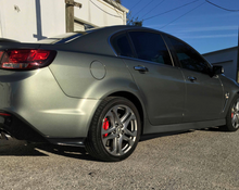 Chevy SS Ground Effects Side and Rear