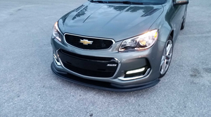 Chevy SS V1 Ground Effects Front/Side/Rear Package