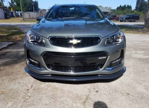 Chevy SS Molded V2 Splitter
