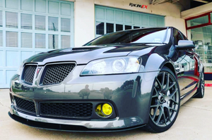 Pontiac G8 CHENRY Front/Side/Rear Splitter Package