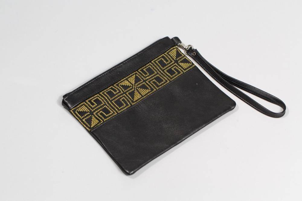 The Gold Egypt Clutch