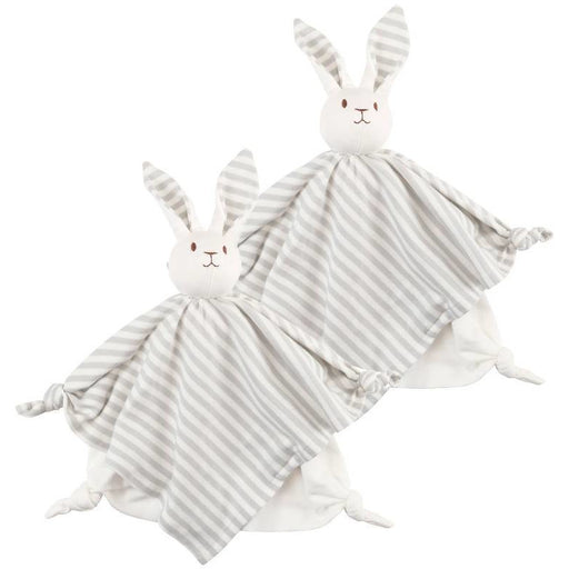 Back Up Bunnies - Grey Stripe