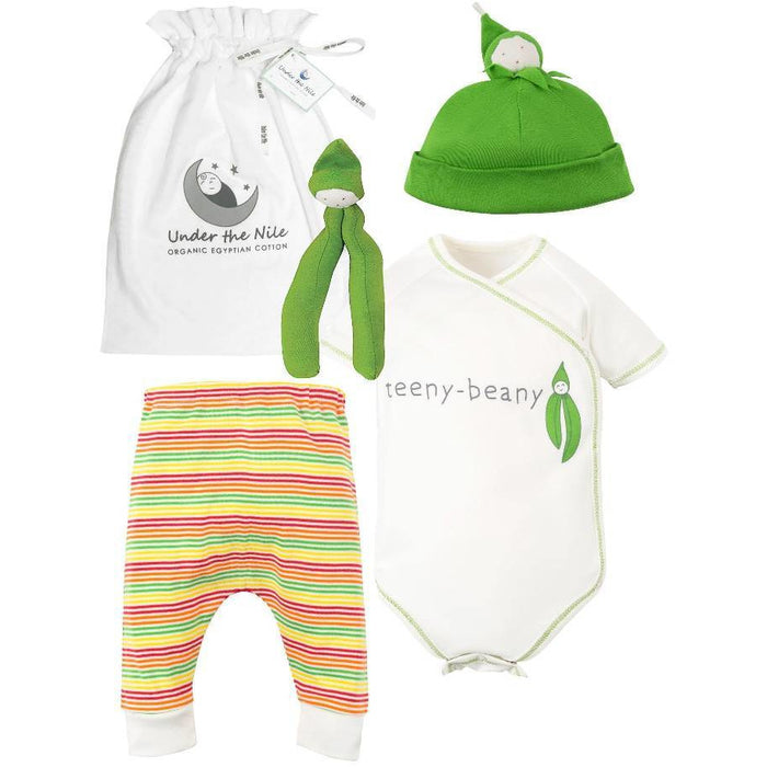 Teeny Beany Veggie Bunch Gift Bag Set