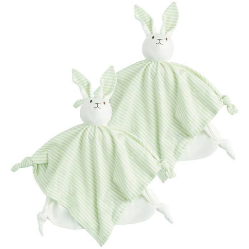 Back Up Bunnies - Sage Stripe