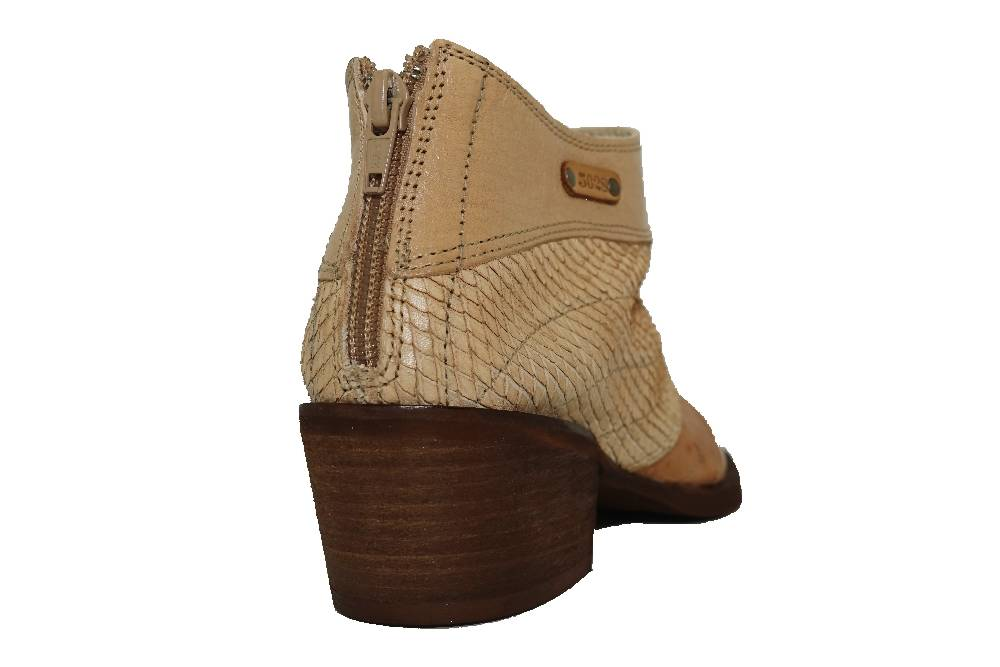 Women's Upcycled Square Toe Boot: Sole Mate