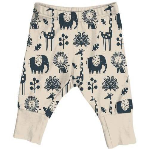 On the Go Legging in Piha Print, Natural