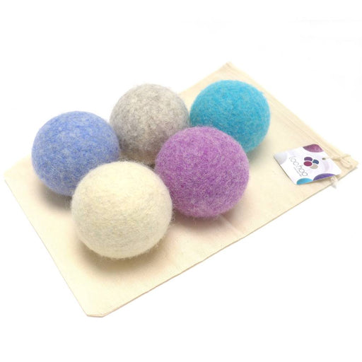 LooHoo Wool Dryer Balls Classic 5-Pack