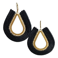 Sophie Woven Earrings