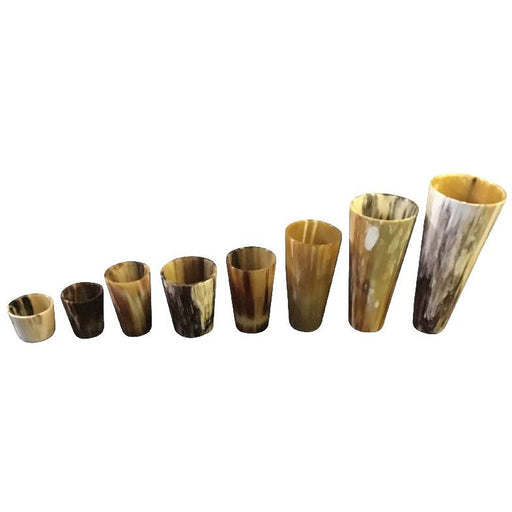 Horn Cups / Tumblers