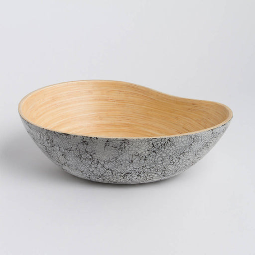 SOAI Bamboo Serving Bowl