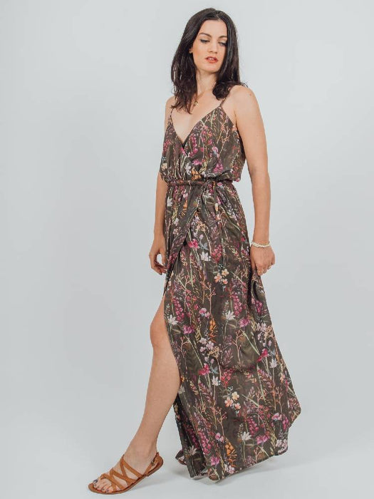 Carrizo maxi dress