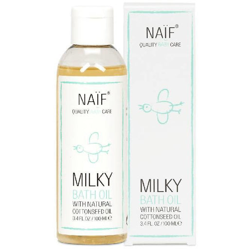 Milky Baby Bath Oil