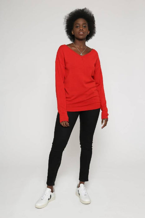 Jinhae knit jumper