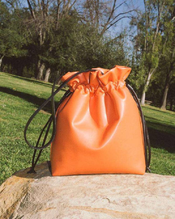 Cinch Hobo Bag • Tiger