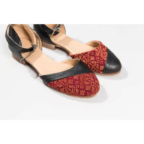 Carnation Dress Shoe - Black
