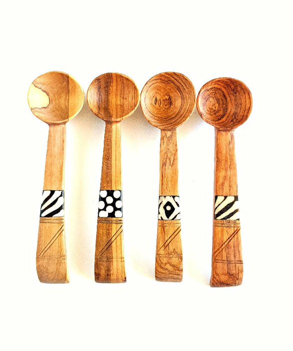 Wooden Coffee Scoops