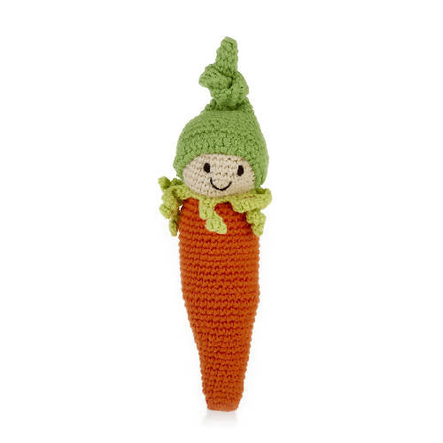 Friendly Veggie Baby Carrot
