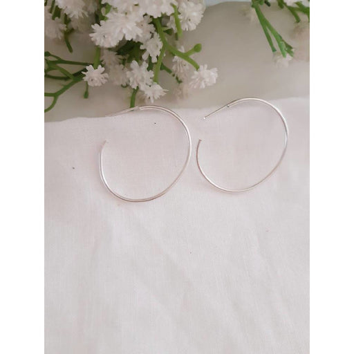ECO - Large Hoop Earrings
