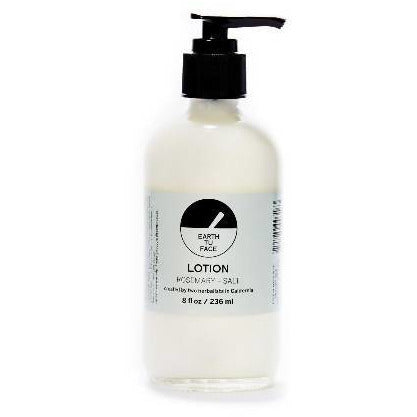 Organic Lotion (Rosemary + Salt)