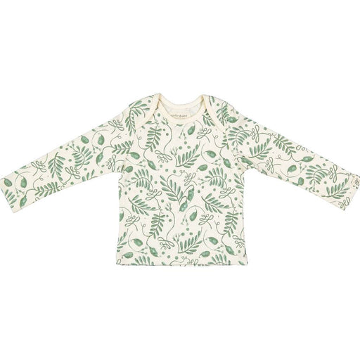 Long Sleeve Tee Shirt (Lentil Print)