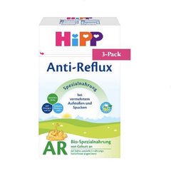 3-Pack HiPP Anti-Reflux Special Infant Milk Formula (500g) $33.33 EA