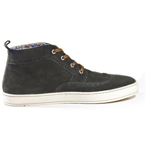 Men's Casual Suede Chukka: First Love