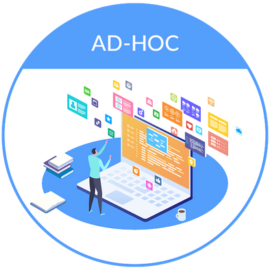 Adhoc Design & Coding - E-Commerce Adhoc Design & Coding