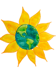 Earth Sunflower