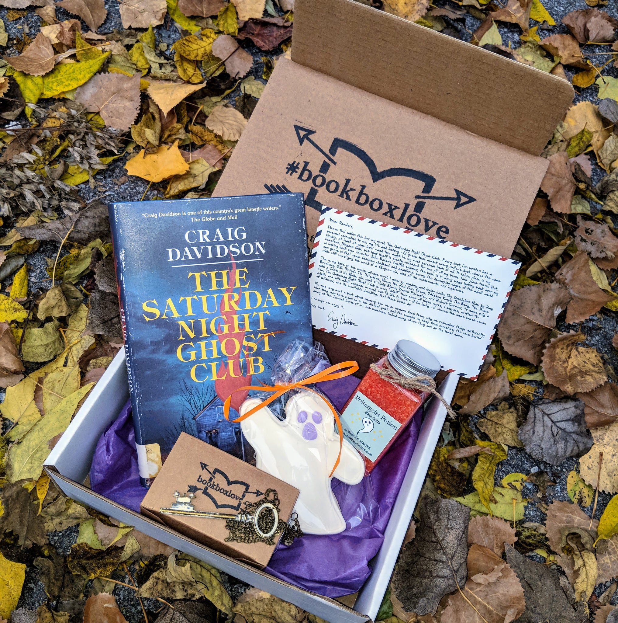 The October Box