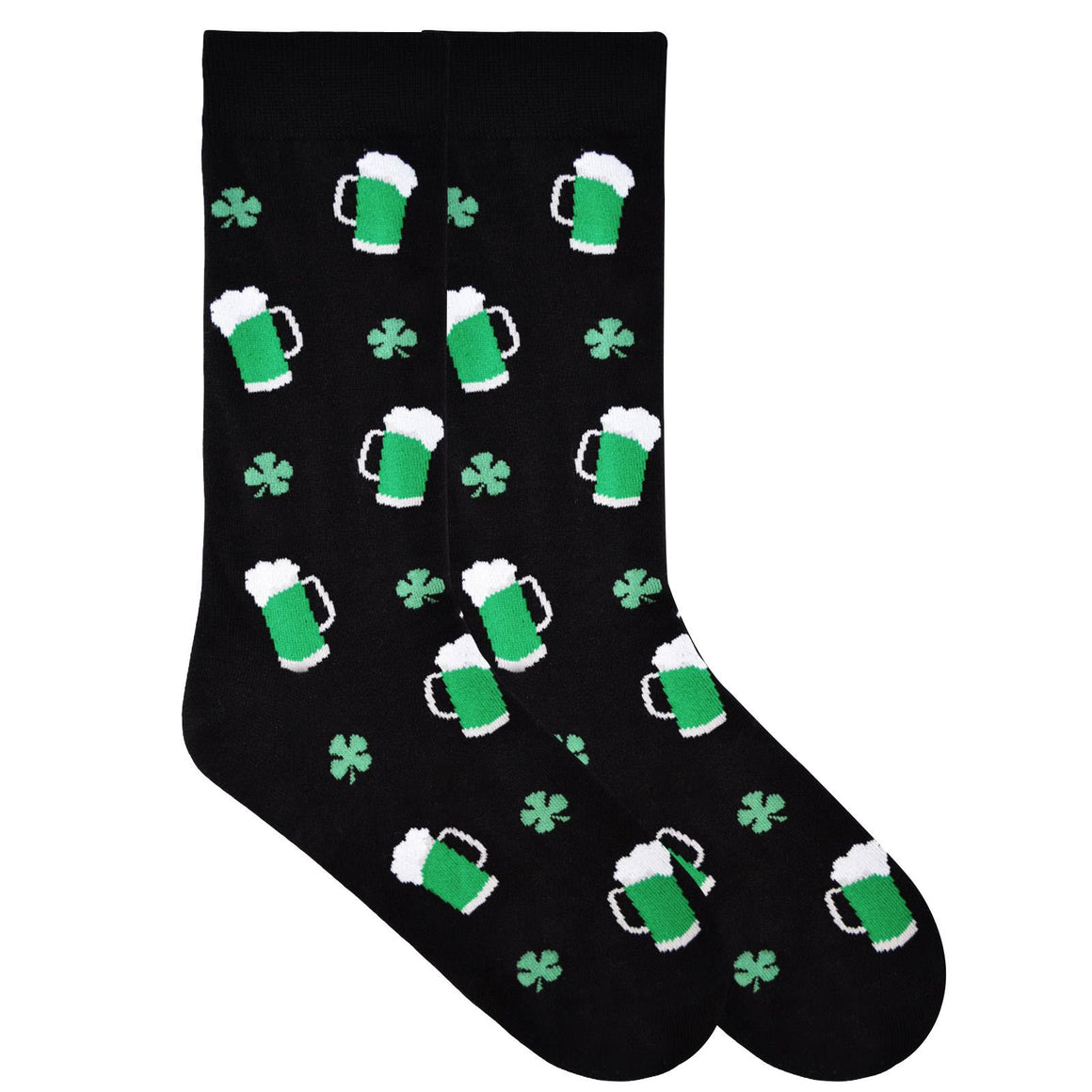 Men's Green Beer Socks - XEJRA