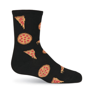 Kid's Pizza Crew Socks - XEJRA