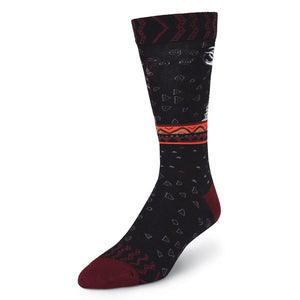 Men's Laurel Burch Stallions Crew Socks - XEJRA