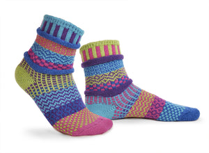 Bluebell Adult Crew Socks - XEJRA
