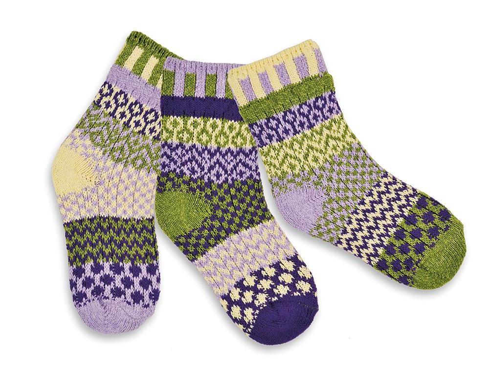 Caterpillar Kid's socks - XEJRA