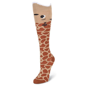 Wide Mouth Giraffe Knee High - XEJRA